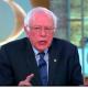 Bernie Sanders in television interview