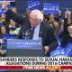 Bernie Sanders 2016 campaign speech