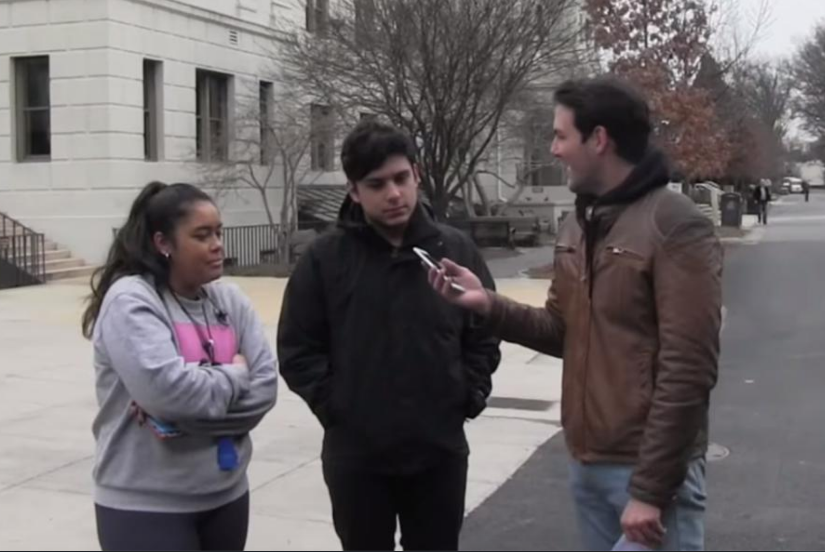 Students hate Trump's immigration, border wall quotes, don't realize they're from Dems  1/9/19