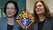 Yes, Kamala Harris and Mazie Hirono are religious bigots  1/13/19