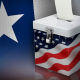 Texas ballot box