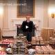 Trumps hamburger feast for Clemson 2