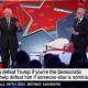 Bernie on CNN