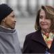 Ilhan Omar & Pelosi