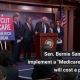 Sanders announcing plan for Medicare for All